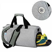 Nylon waterproof sports bag fitness bag profession men and women gym shoulder bag surper light travel luggage crossbody bags //FREE Shipping Worldwide //