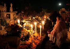 MEXICO-DAY OF THE DEAD