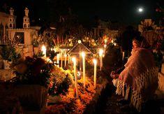DELIA HERNÁNDEZ/Introspecciones...: La tradición del Día de Muertos en Pátzcuaro y Janitzio...