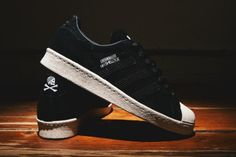 Neighborhood x adidas Originals Superstar 80s