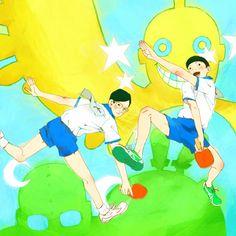 『ピンポン』松本大洋×湯浅政明