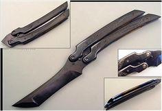 FKS Bali munroe knives