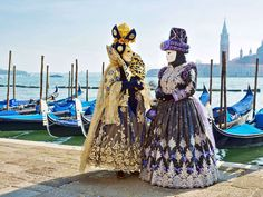 Carnival 2017: The Biggest, Unruliest, and Classiest Parties Around the World:     Venice, Italy:    More sophisticated and exclusive than its Western Hemisphere counterparts, Carnevale in Venice is less street shenanigans and more  private galas and balls ﴾tickets to some of which can be purchased on the festival's official website﴿, where you're expected to arrive in an  over‐the‐top original costume or mask.  Image via CNTraveler.com