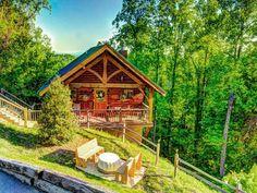 A little piece of mountain heaven! - vacation rental in Gatlinburg, Tennessee. View more: #GatlinburgTennesseeVacationRentals