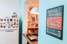 apartment retro vintage