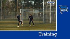 Training - Hertha BSC - Bundesliga - Berlin - Heitinga Haraguchi Hosogai...