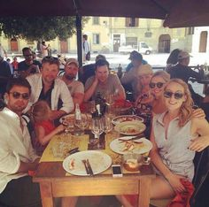 Theo James in Florence ,June 2016.