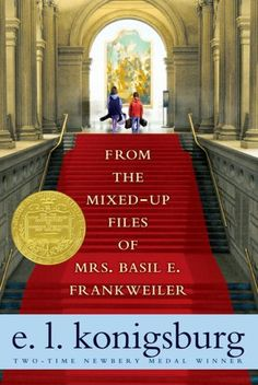 My fourth grade teacher read this book aloud to my class.  I have never forgotten about the two characters who ran away from home and then hid out in the Metropolitan Museum of Art where a mystery unfolded.