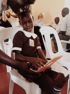 Joy the Baker – Gloria Hope  #Africa #Uganda #ChildSponsorship