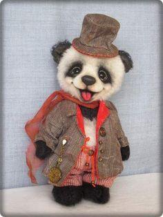 Panda Eliot By Audrone Eidukiene - Bear Pile