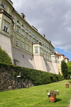 Hradcany Castle Gardens Zahrady Prazsky Hrad - #Praga, República Checa http://www.svasek.eu