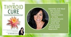 """Michelle Corey is the author of """"The Thyroid Cure"""" a detailed guide to healing thyroid conditions and autoimmunity. Michelle is an Autoimmune Recovery Expert, Certified Nutrition and Wellness Consultant, medical advocate, researcher, and author. Thyroid Cure, Hypothyroidism, Rheumatoid Arthritis, Chronic Fatigue, Autoimmune, Fibromyalgia, Natural Remedies, Oatmeal Bath, The Cure"""