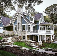 Great lake house in Wisconsin