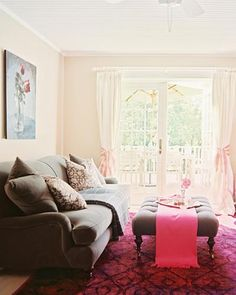 Fashion Interiors - Designers at Home - ELLE DECOR