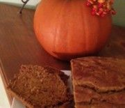 Pumpkin Loaf- Gluten, Dairy and Egg Free