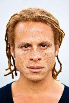 Ruivo-Afro-17 / Redhead Afro