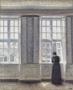 Vilhelm Hammershøi...   Kai Fine Art