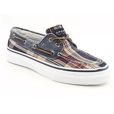 Sperry Top Sider Men's 'Bahama 2 Eye' Basic Textile Casual Shoes (Size 8)   Overstock.com