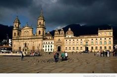 bogota travel basics catedral Bogota Colombia travel guide
