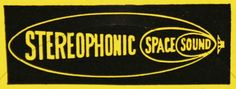 Stereophonic Space Sound, label art detail, Request Records 1967