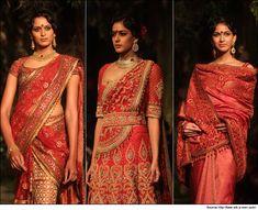 Tarun Tahiliani Bridal Collection - Sarees, Lehengas, Anarkali Dresses