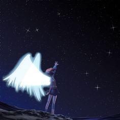 Когда падают звезды...