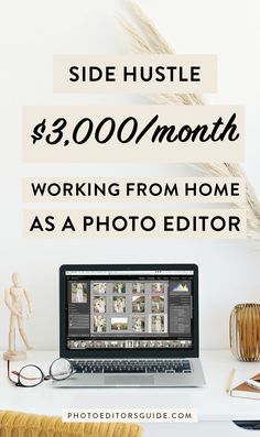 How I make full-time income working from home, editing photos online! Learn how to make money as a private photo editor with a boutique photo editing business. Get the training for the technical + business skills you need to become a photo editor! Earn Money From Home, Earn Money Online, Online Jobs, Way To Make Money, How To Make, Money Fast, Kids Online, Work From Home Opportunities, Work From Home Jobs