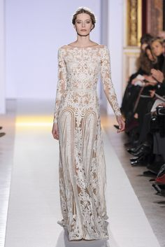 Zuhair Murad fabulous white dress