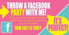 face book invite
