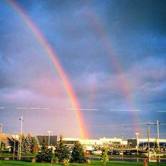 Rainbow Photo by Nathalie Beauchamp