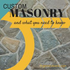 Know your options when it comes to adding custom masonry to your home. Here's all you need to know.