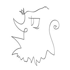 Doodle time: Man