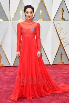 Cool Red carpet dresses Oscars 2017-2018 Check more at http://24myfashion.com/2016/red-carpet-dresses-2014-oscars-2016-2017/