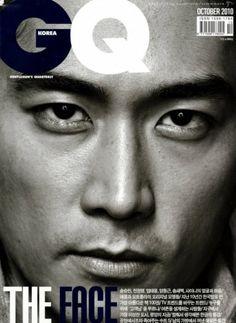 Song Seungheon for GQ Korea