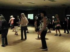 Rock Around The Clock Line Dance Country Line Dancing, Rock Around The Clock, August 31, Dance Moves, Dance Videos, Zumba, Exercises, Health Fitness, Let It Be
