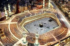 Mecca...probably the most unrealistic on my travel list, but a girl can dream :)