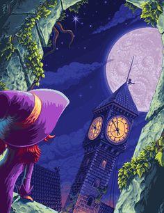 Mystik Belle pixel cover by darkfalzx