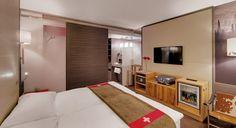 Renovierung des Hotels Agora Swiss Night von Studio Hertrich & Adnet