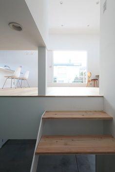White Skip, Sapporo, 2014 - Keikichi Yamauchi architect and associate #japan