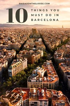 What to see in Barcelona | Barcelona, Spain | Spain | Catalan | Things to Do In Barcelona | Barcelona Restaurants | Barcelona Beach | Eating in Barcelona | Barcelona Museums