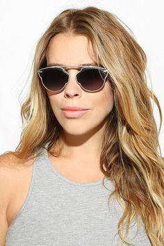 af1033ebe2 Zhora 2 Designer Inspired Flat Top Mirror Shield Sunglasses