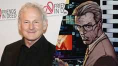 Victor Garber as Dr. Martin Stein, the 2nd half of #Firestorm on #TheFlash