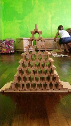 La pyramide by ALSH Saint-Jean ;-)