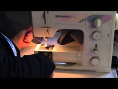 How to put the bobbin into the bobbin case - YouTube