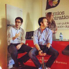 @dpruneda de @PRISARadio en #IABDesayuno de #AudioOnline