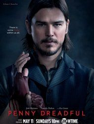 Loving Josh Hartnett in Penny Dreadful.