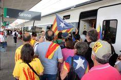 Confirmat: convocada una vaga de maquinistes de Renfe per l'11 de setembre  L'aturada es farà els dies 4, 11, 14 i 15 de setembre i afectarà de ple la mobilitat dels participants a la Via Lliure de la Meridiana