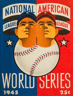 1945 World Series Chicago Cubs vs Detroit Tigers Baseball Signs, Cubs Baseball, Sports Baseball, Baseball Teams, Hockey, Chicago Cubs, Cubs Team, Cubs Win, Sport Inspiration