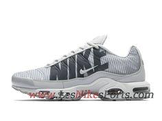 low priced bdd12 532a6 Basket Nike Air Max Plus TN SE Chaussures NIke Running Pas Cher Pour Homme  Blanc Noir AT0040-003 - 1809140320 - Le Nike Officiel Site.
