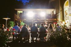 Lauren and Jon's Backyard Reception- 10 guests & 8 kids. Photos by Jenna Henderson #backyard #reception